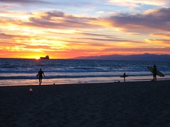 el porto, manhattan beach (mewtate) Tags: sunset beach me water manhattanbeach elporto mewtate beachphotography beachliving amymew