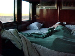 Rovos Rail, Nyanza suite