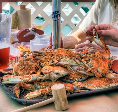 Crabs n Beer