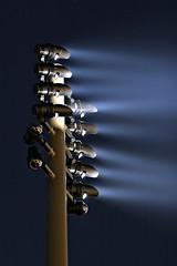 Light 'er Up (Xenedis) Tags: sydney light tower night evening newsouthwales nsw australia fh