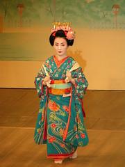 Geiko Satomi of Gion Kobu (David Cussac) Tags: japan kyoto geiko geisha japon
