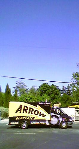 electric truck arrow arrowelectric