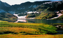 Lake Dudipatsar (Kaafoor) Tags: trip travel blue pakistan summer vacation lake green nature beautiful beauty pat north lakes visit best valley pakistani kaghan nwfp sar kagan adeel dudi naran distortions iloveit lalazar naraan dudipatsar northernarea jheel theworldsbest greaan pakistaniphotographer karachite dudipat lakesinpakistan naaran ilovetraveling jhil ihavebeentothisplace lalazaar pakistanilake pakistanijheel kaaghan kagaan doodipatsar doodipat