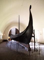 The Oseberg Ship (koalie) Tags: oslo norway no bygdøy vikingshipmuseum vikingskipshuset 200606norwayireland theosebergship