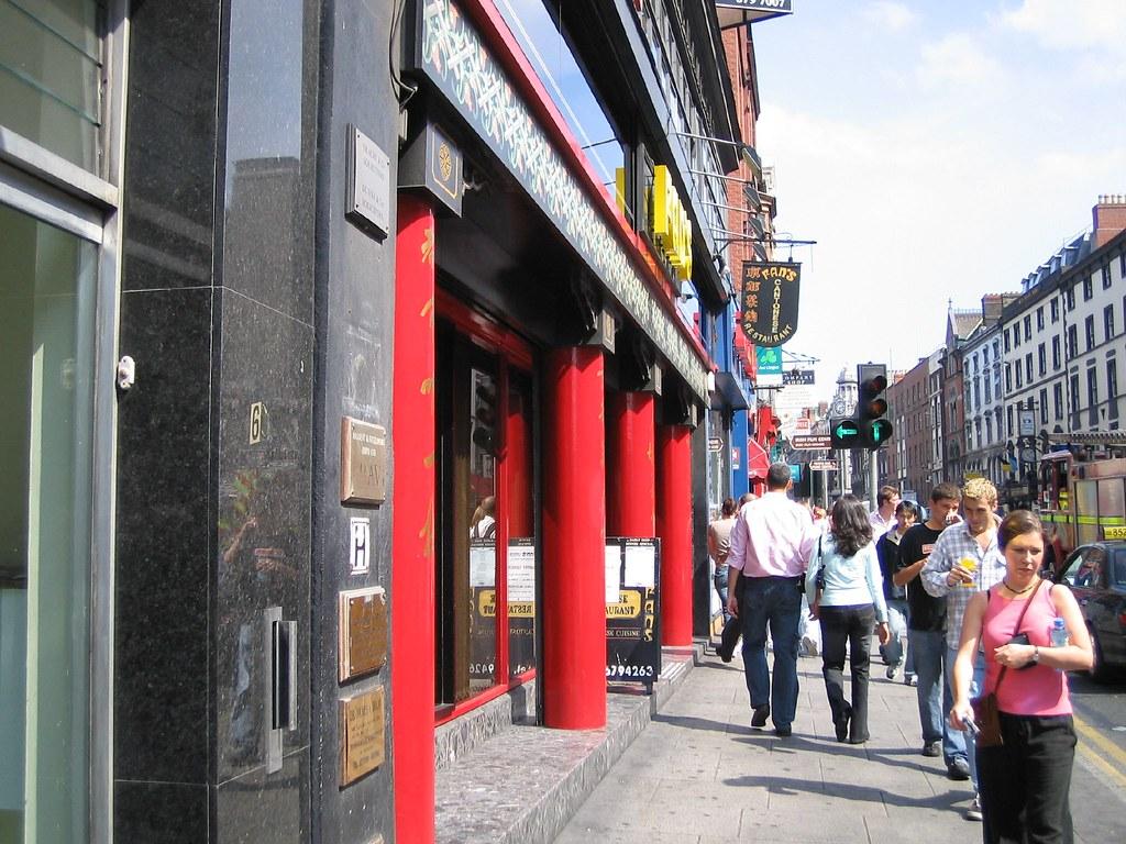 Dublin Is Not Always Grey