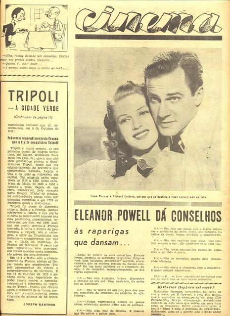 O Século Ilustrado magazine, 1943 - page 22