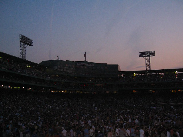 Fenway Night Two