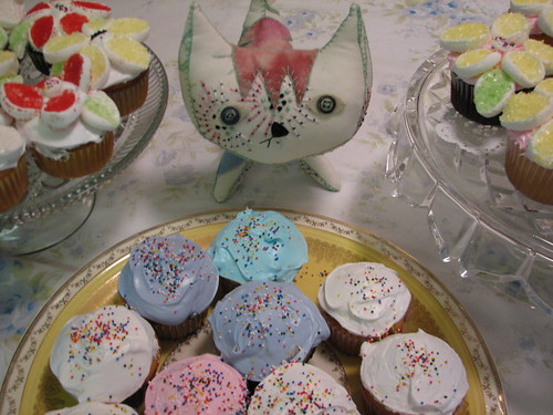 pointy cakes
