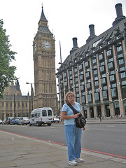 Mom and Big Ben