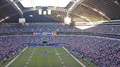 Texas Stadium Panorama (cover2) Tags: 2005 autostitch panorama usa sports cowboys america dallas football texas stadiums widescreen nfl stitching irving dallascowboys amerika eagles americanfootball texasstadium philadelphiaeagles endzone nationalfootballleague exchangesemesterusa200506 philadelphiaeaglesdallascowboys