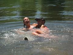 IMG_5318 (conrado4) Tags: california ca party summer water beer swimming river july 2006 rafting alcohol raft sacramento float