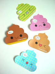 I  Unko Chan (Warm 'n Fuzzy) Tags: cute japanese memo kawaii stationery kamio unkochan