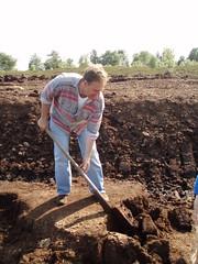 Digging Turf