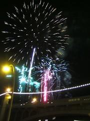 Fireworks (Blue Cockatoo) Tags: fireworks 2006 4thofjuly independanceday