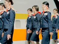 堀北真希_なっちゃん『歩行訓練 篇』
