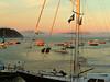 Cocktail Hour at Bar Harbor (zrim) Tags: fog maine yachts sailboats barharbor mireasrealm 5hits