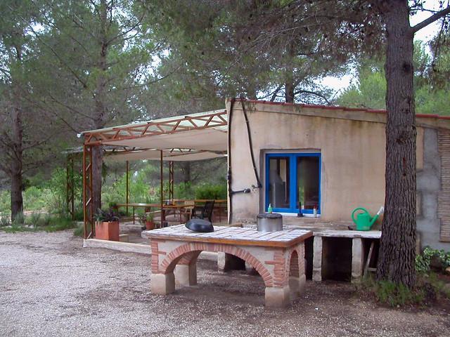 Retreat Centre   kitchen area