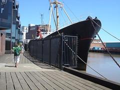 Arctic Corsair (georgeBK) Tags: hull trawler