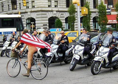 July 28th Critical Mass NYC