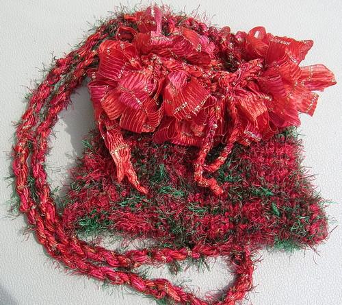 Festive Holiday Bag