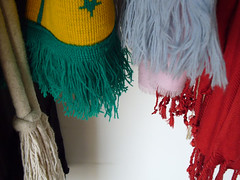 scarves (AS500) Tags: scarf tassle