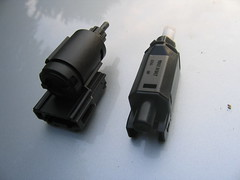 VW Beetle Stoplight Switch (the wrong part)