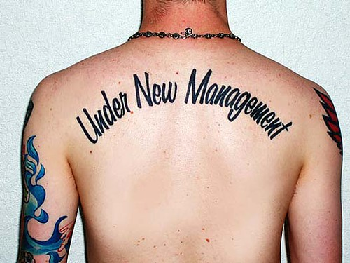 Under New Management by inju @ flickr.com