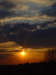 Taralokan sunset