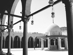 """""""Amr Ibn Al As"""" Mosque (Sameh Awad) Tags: islam mosque oldcairo amribnalas"""