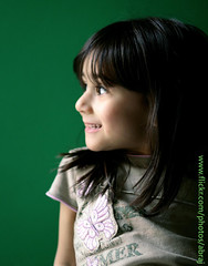 Green (Abdullah AL-Naser) Tags: green smile kid child arab kuwait kuwaiti q8 dwcffchild