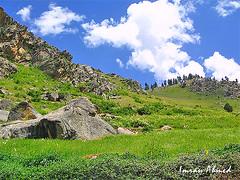 Chilam Valley (Aawara) Tags: pakistan lake beauty karakoram barapani skardu sheosar chilam sheosarlake desoai chotapani kalapani chilamchowki deosaiplains