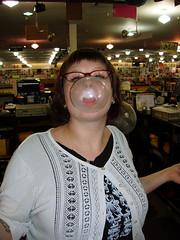 bubblegum corrie (trizzae) Tags: music bubblegum amoeba corrie