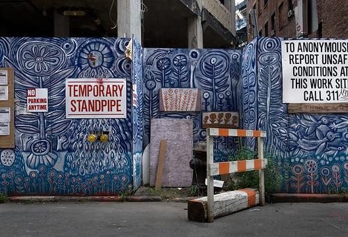 DUMBO street art