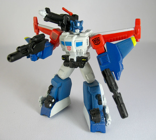 Hasbro Super God Ginrai PVC