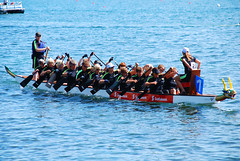 Dragon Boat in Toronto