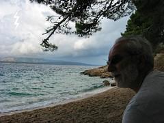 """I am waiting for Tornado (Mladen """"999 Photos"""") Tags: croatia tornado brac adriatic murvica pijavica maldendj"""