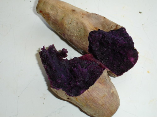 Okinawan Sweet Potato