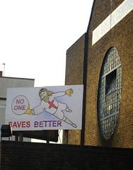 No One Saves Better (Dylan Curtis) Tags: london church promotion advertising religion gospel n8 haringey northlondon turnpikelane outerlondon wightmanroad noonesavesbetter