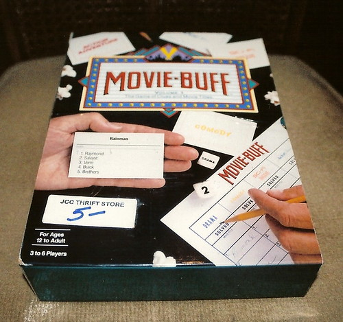 """Movie Buff"""