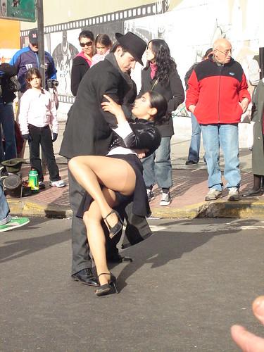 Tango 2 - San Telmo en Buenos Aires