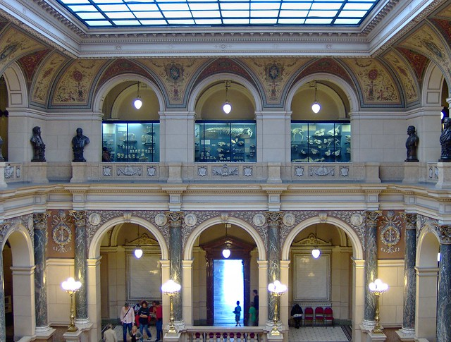 Prague: National Museum by Jules T (aka The Nixonator)