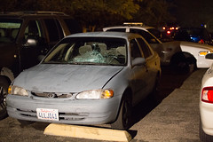 Pedestrian hit i by car in victorville man caught (gabrieldespinoza) Tags: car accident victorville hesperia pedestrian news vvng victorvalleynews