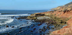 Point Loma Tide Pools, San Diego California (Gail K E) Tags: pointloma tide pools sandiego california pacific pacificocean usa surf
