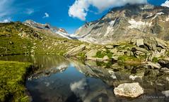 Anusee (Lötschental, Switzerland) (christian.rey) Tags: panorama lake montagne alpes landscape schweiz switzerland suisse assemblage sony lac bern alpha paysage lauterbrunnen 77 anu wallis ch valais lötschental 18135 lr6 lötschenlücke anenhütte anusee
