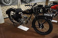 1946 Francis Barnett Merlin 51