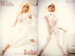 Seka / Classic Beauty Entertainment (Figraphix) Tags: actionfigure 16 12inch seka phicen seamlessbody classicbeautyentertainment