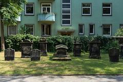 Ruhige Nachbarn (duesentrieb) Tags: friedhof germany deutschland cemetary hannover hanover mitte niedersachsen lowersaxony