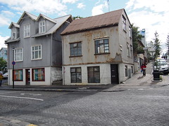 Classical houses, Reykjavik!