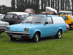 Bedford Chevanne - KBV 259S (Andy Reeve-Smith) Tags: bedford gm bedfordshire luton vauxhall generalmotors chevette stockwoodpark 2015 festivaloftransport chevanne lutonfestivaloftransport