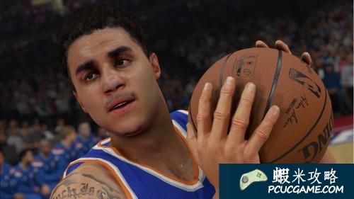 NBA 2K15 無限運球BUG教學
